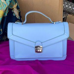 Baby Blue Forever 21 Crossbody bag